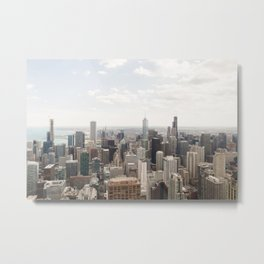 Chicagoland Metal Print