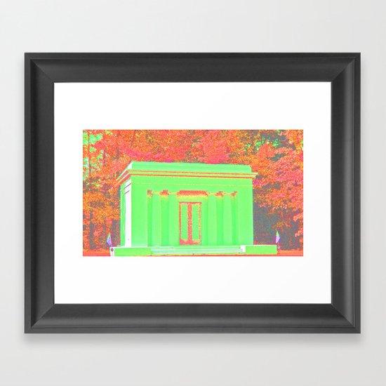 Dearly Beloved Framed Art Print