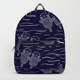 Otterly Devoted Backpack
