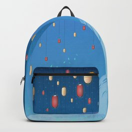 Catching Fireflies Backpack