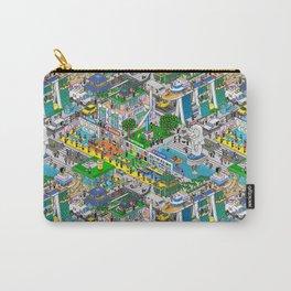 Pixels X Singapore Carry-All Pouch