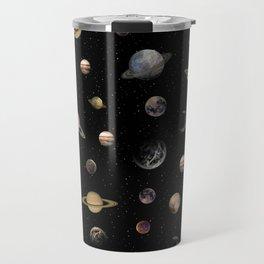 Planets, Moons & Stars Travel Mug