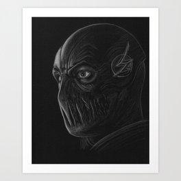 Evil Flash Art Print