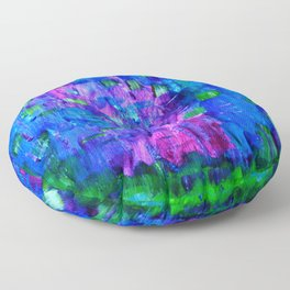 Color Expression 1 Floor Pillow