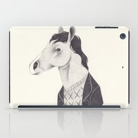 netflix iPad Cases featuring BoJack  by yohan sacre