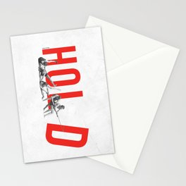 Hold Stationery Cards