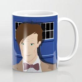 Doctor Who - Matt Smith Coffee Mug
