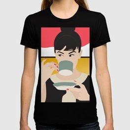 Audrey Tea Time T-shirt