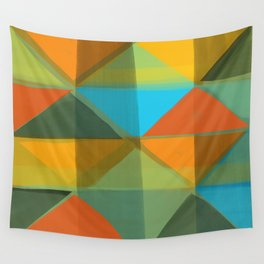Harlequin 1 Wall Tapestry