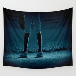 Short Stop Wall Tapestry