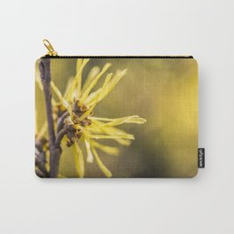 witch hazel blossom Carry-All Pouch