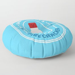 Punny Pops: Firecracker Floor Pillow