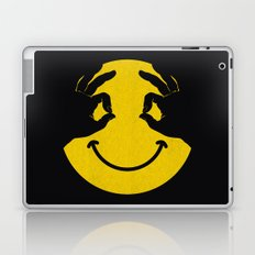 Make You Smile Laptop & iPad Skin