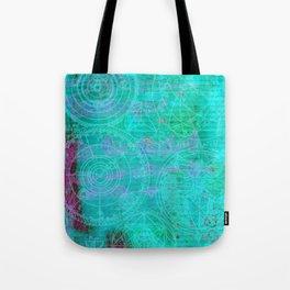 Ocean Deep 3 Tote Bag