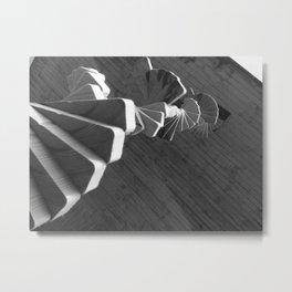 Spiral II Metal Print