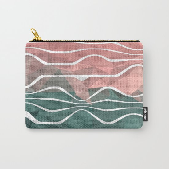 In Between #1 #society6 #art Carry-All Pouch