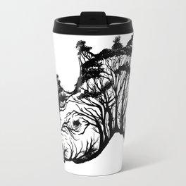 Wild Rhino Travel Mug