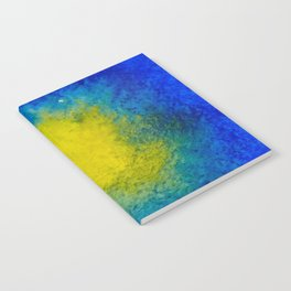 Sea Mirrors The Moon Notebook