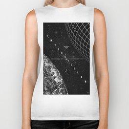 Interstellar Biker Tank