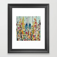 we Framed Art Print