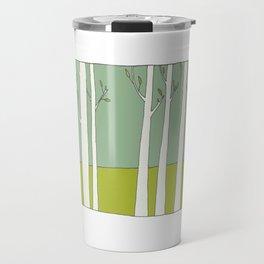 The Trees Travel Mug