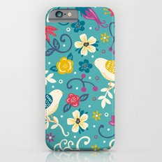Garden Birds Slim Case iPhone 6s