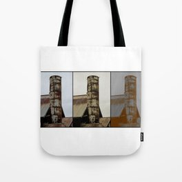 Tall and Strong - Industrial Art Tote Bag