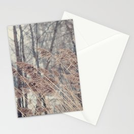 Swaying Grasses Stationery Cards