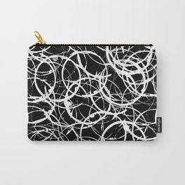 Cuprings (white on black) Carry-All Pouch