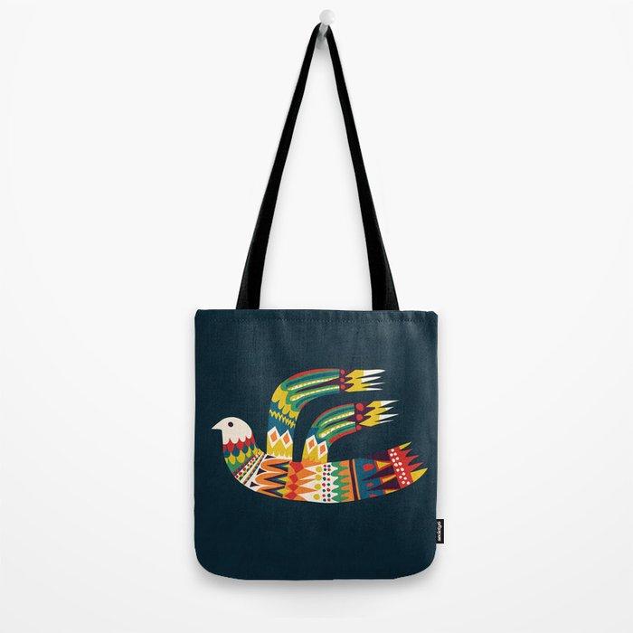 Native Bird Tote Bag
