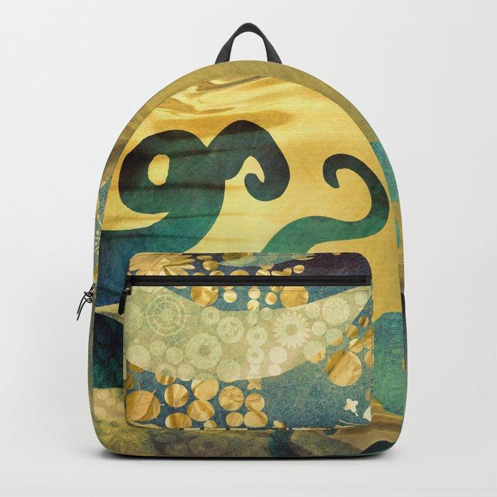 Underwater Dream I Backpack