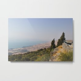 Israel Metal Print