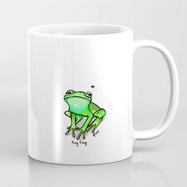 Tiny Frog Coffee Mug