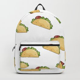 Too many tacos Backpack