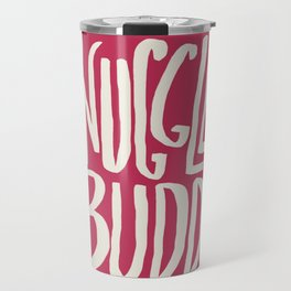 Snuggle Buddy x Pink Travel Mug