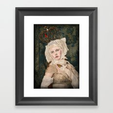 Aveline (Vampire Ball) Framed Art Print