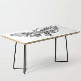 Death Head Moth Coffee Table