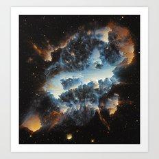 Nebula NGC 5189 Art Print