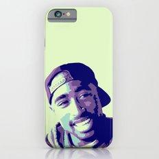 Tupac iPhone 6s Slim Case
