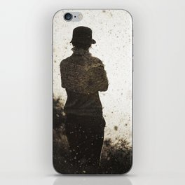 Missing You iPhone Skin
