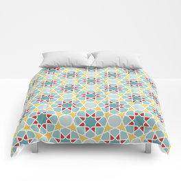 Arabesque IV Comforters