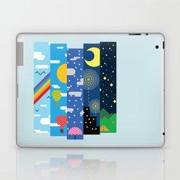 Skies Laptop & iPad Skin