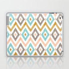 Sketchy Diamond IKAT Laptop & iPad Skin