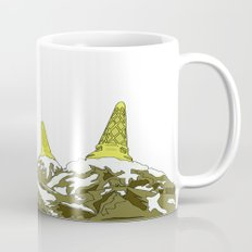 Mountain Top Ice Cream Mug