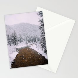 Thompson Pass Stationery Cards