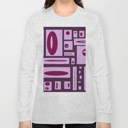 Fun With Creating Purple Play #decor #buyart #society6 Long Sleeve T-shirt