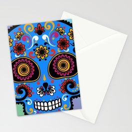 Sugar Skull #9 Stationery Cards
