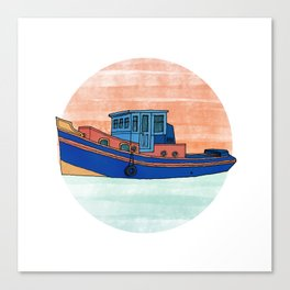 Bootle Bumtrinket Canvas Print
