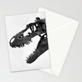 Tyrannosaurus Rex Skeleton Stationery Cards