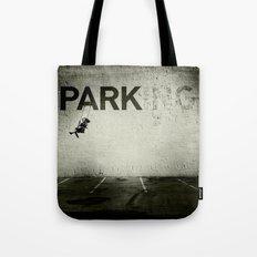 Banksy Tag Tote Bag